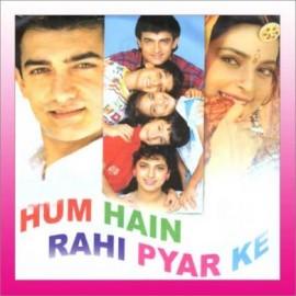 Ghoongat Ki Adh Se - Hum Hain Rahi Pyar Ke - Alka Yagnik & Kumar Sanu - 1993