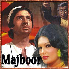 Daaru Ki Botal - Majboor - Kishore Kumar - 1974