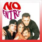 Ishq Di Gali Vich No Entry - No Entry - Sonu Nigam, Alisha Chinoy - 2005