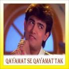 Akele Hain To Kya Gham Hai - Qayamat Se Qayamat Tak - Alka Yagnik - Udit Narayan - 1988