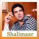 Hum Bewafa - Shalimaar - Kishore Kumar - 1978