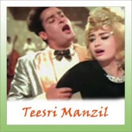 O Haseena Zulfon Wali   - Teesri Manzil - Asha Bhosle , Mohd. Rafi - 1966