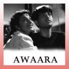 AAWARA HOON - Aawara - Mukesh - 1951