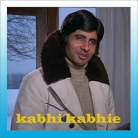 Main Har Ek Pal Ka - Kabhi Kabhi - Mukesh - 1976