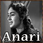 Tera Jaana - Anari - Lata Mangeshkar - 1959