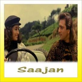 Jiyen To Jiyen Kaise - Saajan - Anuradha Paudwal & Kumar Shanu - 1991