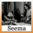 Tu Pyar Ka Sagar Hai - Seema - Manna Dey - 1955