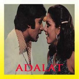 TUMSE DOOR REHKE - Adalat - Mohd.Rafi, Lata Mangeshkar - 1976