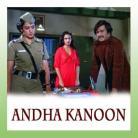 Rote Rote Hansna Seekho - Andha Kanoon - Kishore Kumar - 1983