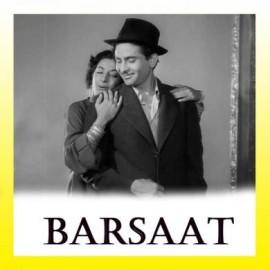Jiya Beqaraar Hai - Barsaat (Old) - Lata Mangeshkar - 1949